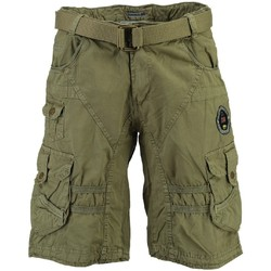 Vêtements Homme Shorts / Bermudas Geographical Norway Bermuda Homme Perth Mastic