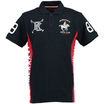 Vêtements Homme Polos manches courtes Geographical Norway Polo Homme Kevian Marine Bleu