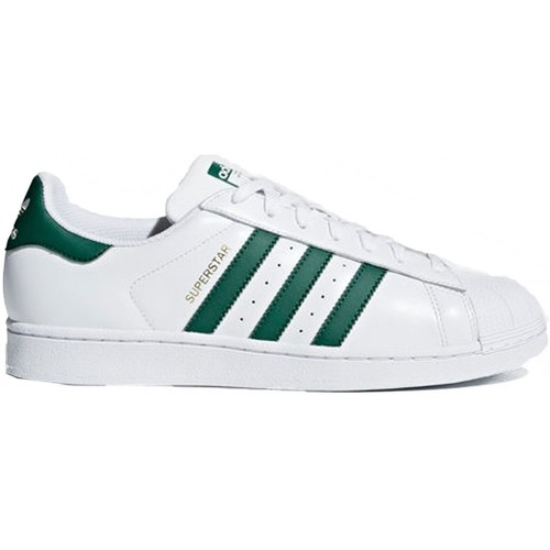 adidas Originals Sneakers Cm8081 Superstar  - les BLANCS - Chaussures Baskets basses Homme