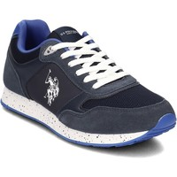 Chaussures Homme Baskets basses U.S Polo Assn. Flash Noir