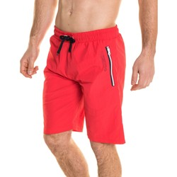 Vêtements Homme Shorts / Bermudas Geographical Norway Short de bain plage homme rouge rouge