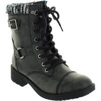 Chaussures Femme Bottines Rocket Dog Thunder Galaxy Noir