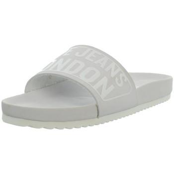 Chaussures Sandales et Nu-pieds Pepe jeans Sandales  ref_pep43365-800-blanc Blanc