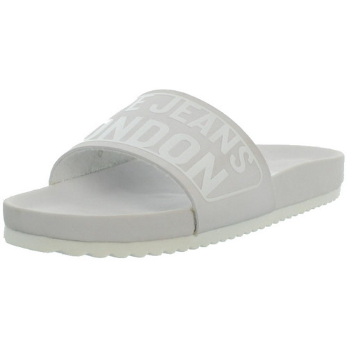 Pepe jeans Sandales  ref_pep43365-800-blanc Blanc - Chaussures Sandale