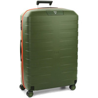 Sacs Valises Rigides Roncato Valise trolley grand Box 2.0  ref_ron41082 kaki vert