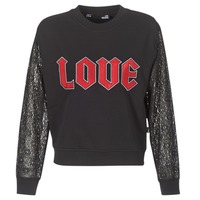 Vêtements Femme Sweats Love Moschino NARU Noir