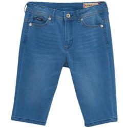 Vêtements Garçon Shorts / Bermudas Kaporal Bermuda Garçon Eole Blue 15