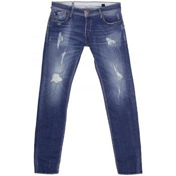 Vêtements Homme Jeans Le Temps des Cerises Jeans Homme 711 BASWC817 Bleu Bleu