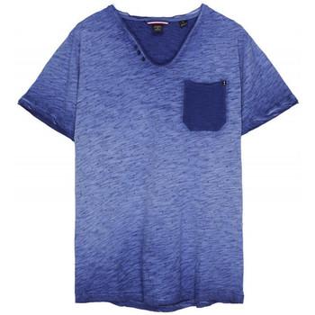 Vêtements Homme T-shirts manches courtes Le Temps des Cerises T-Shirt Homme  Adonis 75651d22d54