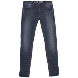 Vêtements Homme Jeans Le Temps des Cerises Jegging 711 WM113 Black/Blue Noir