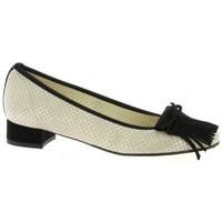 Chaussures Femme Ballerines / babies Elizabeth Stuart Ballerines cuir vernis  sable Sable