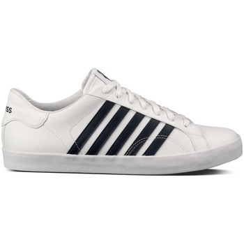 Chaussures Homme Baskets mode K-Swiss  Blanc