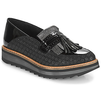 Chaussures Femme Mocassins Regard RINOVI V2 COMET NERO Noir