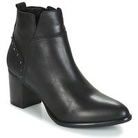 Chaussures Femme Bottines Regard RUSTANO V1 MAIA NOIR Noir