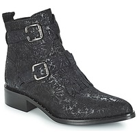Chaussures Femme Boots Philippe Morvan SMAKY1 V2 DAISY LUX Noir