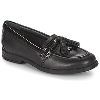 Chaussures Fille Mocassins Start Rite LOAFER PRI Noir