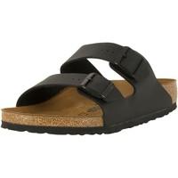 Chaussures Homme Mules Birkenstock Sandales Arizona Birko-Flor noir