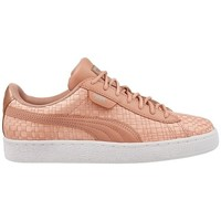 Chaussures Femme Baskets mode Puma France BASKET SATIN Autres