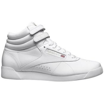 Chaussures Femme Baskets mode Reebok Sport FS HI Blanc