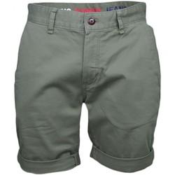 Vêtements Homme Shorts / Bermudas Tommy Jeans Bermuda chino  vert kaki pour homme Vert