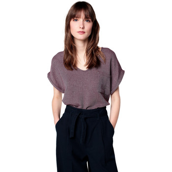 Vêtements Femme Tops / Blouses Harris Wilson CASIMIR Prune