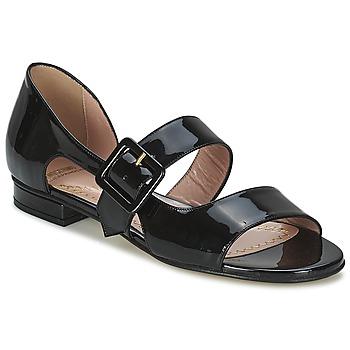 Chaussures Femme Sandales et Nu-pieds Moschino Cheap & CHIC LORETTA Noir