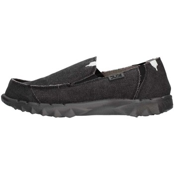 Chaussures Homme Slips on Hey Dude FARTY Slip On Homme Noir Noir
