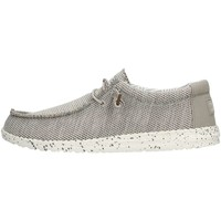 Chaussures Homme Chaussures bateau Hey Dude WALLY SOX Sneaker Homme gris claro gris claro