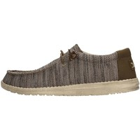 Chaussures Homme Chaussures bateau Hey Dude WALLY SOX Sneaker Homme Marron Marron