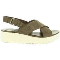 Chaussures Femme Sandales et Nu-pieds Timberland A1PFC LOS ANGELES Beige