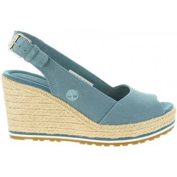 Chaussures Femme Baskets mode Timberland A1NXL KIRI UP Gris