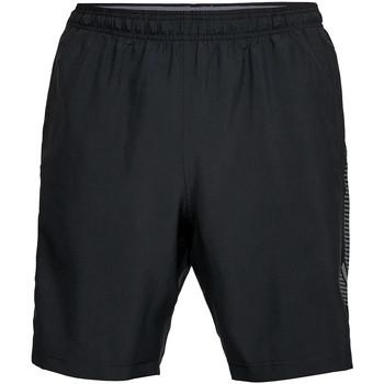 Vêtements Homme Shorts / Bermudas Under Armour Short  Woven Graphic - Ref. 1309651-002 Noir