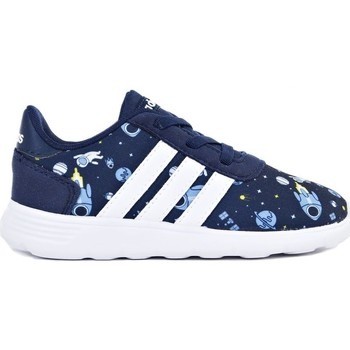Chaussures Enfant Baskets basses adidas Originals Lite Racer Inf Bleu marine