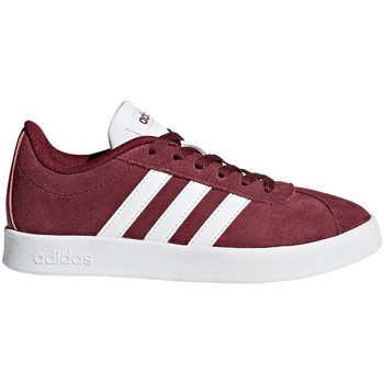 Chaussures Enfant Baskets basses adidas Originals VL Court 20 K Bordeaux