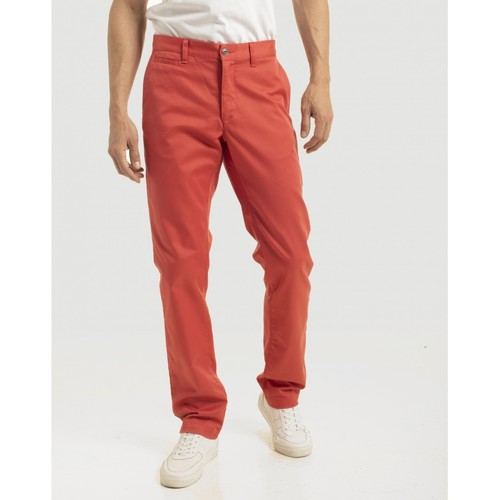 Vêtements Homme Pantalons Chevignon Pantalon chino straight ROSE PARROT