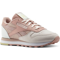 Chaussures Femme Baskets basses Reebok Classic Classic Leather PM Pink