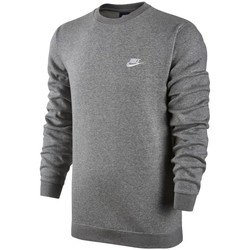 Vêtements Homme Sweats Nike Sportswear Crew Fleece Club Grey Gris