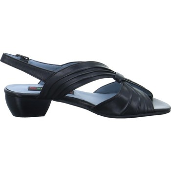 Chaussures Femme Sandales et Nu-pieds Everybody 3024 Noir