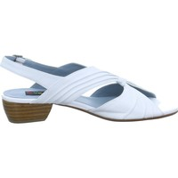 Chaussures Femme Sandales et Nu-pieds Everybody 3024 Blanc