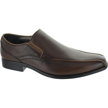 Chaussures Homme Slips on Hush puppies Durban Mainstreet marron