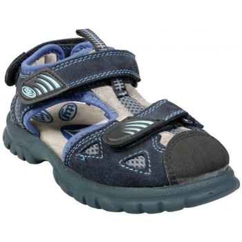 Chaussures Fille Baskets mode Tty Sandales Ipipip Marine Multicolor