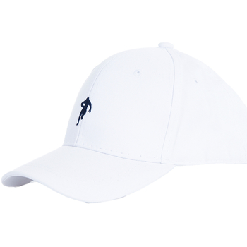 Accessoires textile Homme Casquettes Ruckfield Casquette Blanche Chabal by Blanc