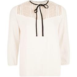 Vêtements Femme Tops / Blouses Set STYLE 56878 Blanc