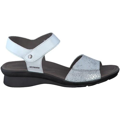 pieds Et Blanc Nu Pattie Sandales Sandale Mephisto k8nw0OP