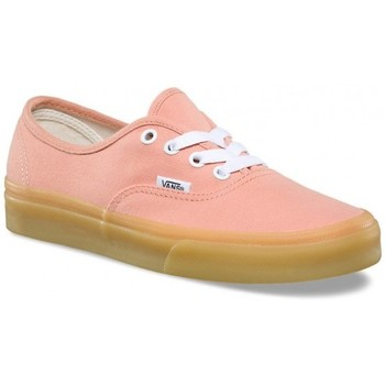 Chaussures Baskets mode Vans Chaussures  U Authentic - Muted Clay / Gum Rose