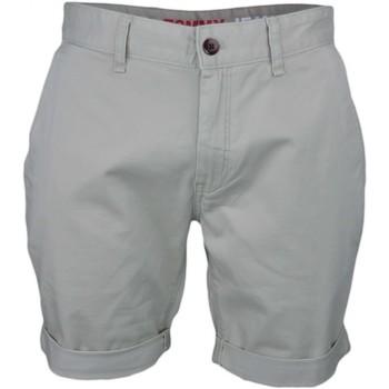 Vêtements Homme Shorts / Bermudas Tommy Jeans Short chino  beige pour homme Beige
