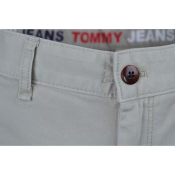 Short Tommy Pour Chino Vêtements Jeans Beige Homme ShortsBermudas fYbgy76