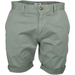 Vêtements Homme Shorts / Bermudas Tommy Jeans Short  vert kaki pour homme Vert