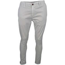 Vêtements Homme Pantalons Tommy Jeans Pantalon chino  beige slim fit pour homme Beige