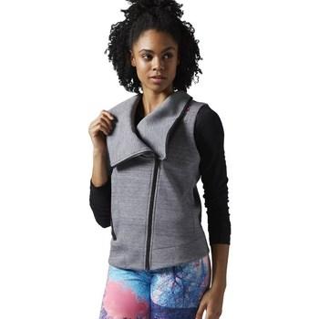 Vêtements Femme Sweats Reebok Sport Lhs Quick Gris